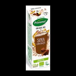 Pro-choc soya milk