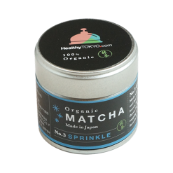 Organic Matcha from Japan-No. 2 Sprinkle