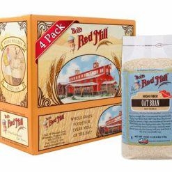 Bob's Red Mill Oat Bran Hot Cereal