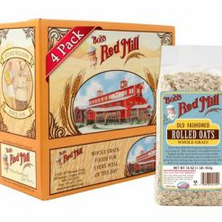Bob's Red Mill Old Fashioned Regular Rolled Oats, 453 g (Pack of 4) buy online now