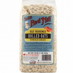 Bob's Red Mill Old Fashioned Regular Rolled Oats, 453 g (Pack of 4) cheap