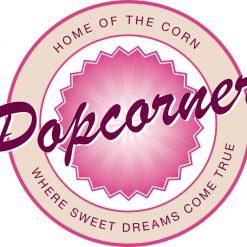 Popcorn Organic and Vegan Popcorner Logo