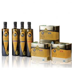 Kosher extra virgin olive oil - Coratina 110ml