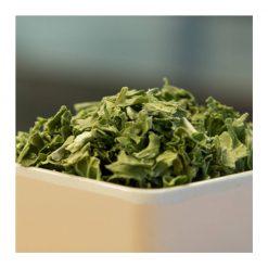 Organic Kale Flakes from Denmark showcase
