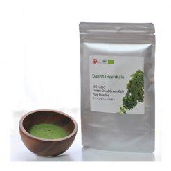 Organic Kale Powder from Denmark bag