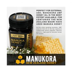 Manukora Manuka Honey UMF 20+ (250g)C