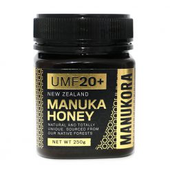 Manukora Manuka Honey UMF 20+ (250g)A