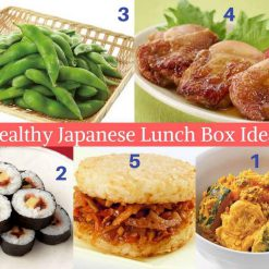 back to school set Japanese obento lunch box
