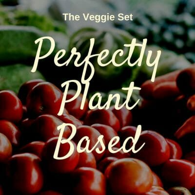 Perfectly Plant Based vegetable set