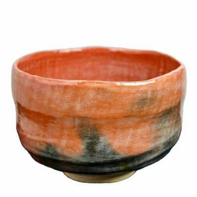 Desert Sunset tea bowl