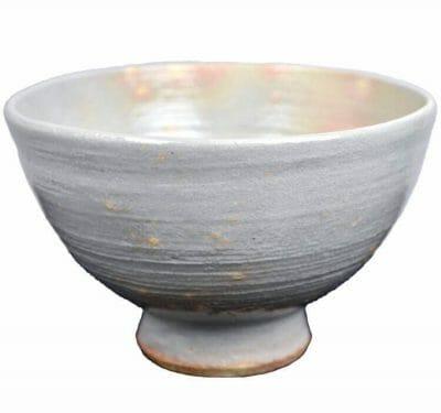 Frosty Sunrise tea bowl