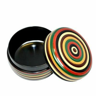 Whirlpool tea canister