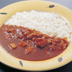 Chicken curry (medium hot)-A