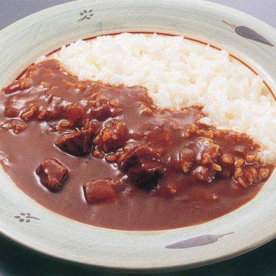 Beef curry (medium hot)-A