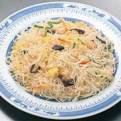 Flavored rice vermicelli with shrimp and egg-A