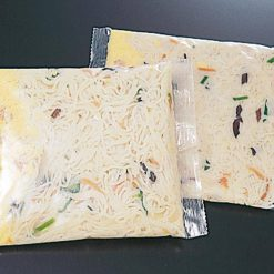 Flavored rice vermicelli with shrimp and egg-B