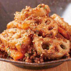 Organic roasted golden sesame seeds-C