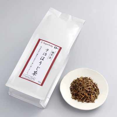 Uji Tencha Kuki Hojicha tea-A