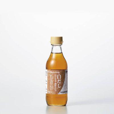 White dashi soup stock (with white soy sauce)-A