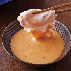 Rich sesame sauce-C