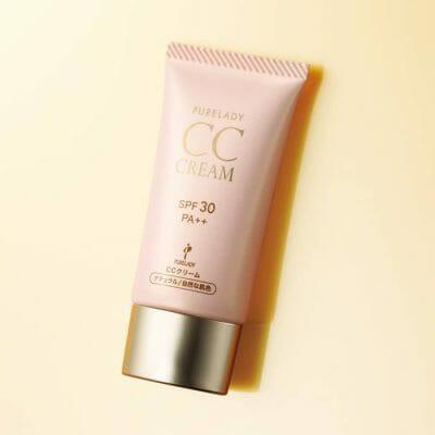 New CC cream (ocher)-A