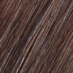 Natural hair color treatment (dark brown)-B