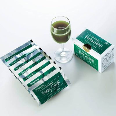 Barley greens Aloe & Broccoli plus Dietary fiber-A