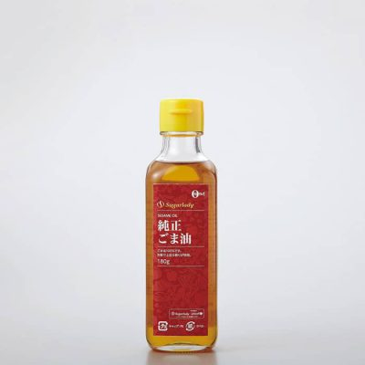 Pure sesame oil-A