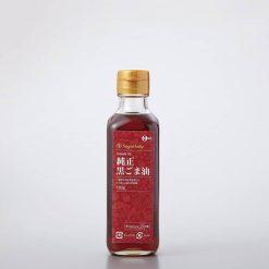 Pure black sesame oil-A