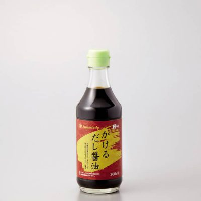 Dashi soup stock soy sauce-A