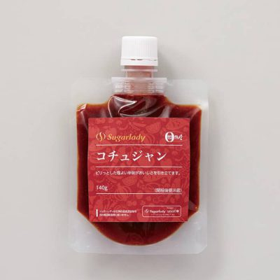 Gochujang (Korean hot pepper paste)-A