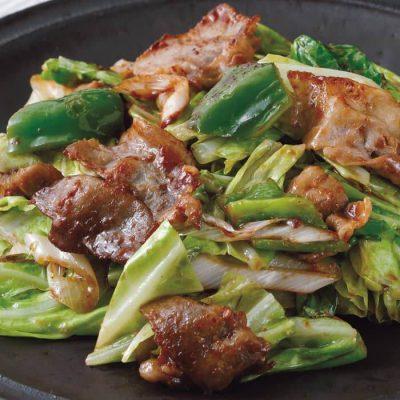 Viva Chef twice cooked pork (hoikoro)sauce-A