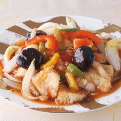 Viva Chef black sweet vinegar sauce-A
