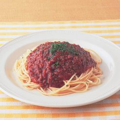 Meat sauce for spaghetti-A