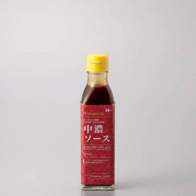 Chuno sauce-A
