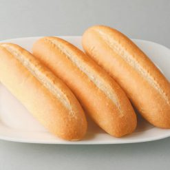 Soft French bread (for hot dogs)-B