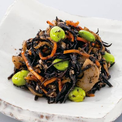 Hijiki seaweed with five ingredients-A