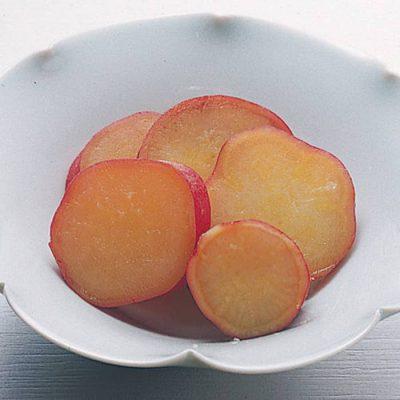 Umani-style Satsuma sweet potato-A