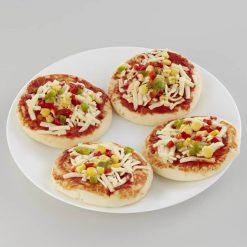 Petit pizzas-C