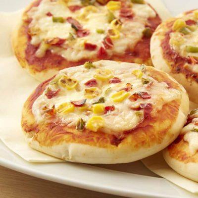 Petit pizzas-A