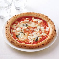 Perfect pizza Margherita-A