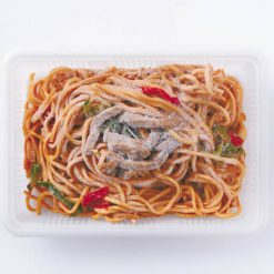 Oyster sauce yakisoba with beef and bell peppers-B