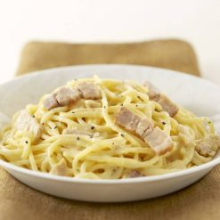 Spaghetti carbonara-A