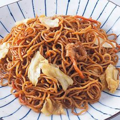 Easy yakisoba with sauce-A