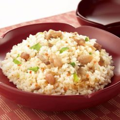 Chicken and burdock root with rice-A