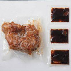 Chicken teriyaki bowl ingredients-B