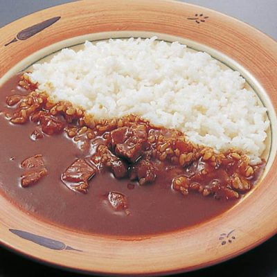 Pork curry (medium hot)-A