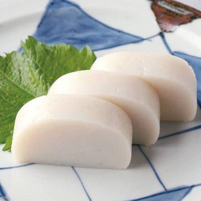 Mameita kamaboko (white fishcake)-A