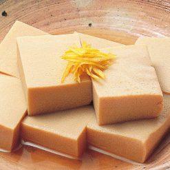 Seasoned Koya tofu (freeze-dried tofu)-A