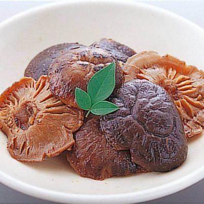 Sugar-simmered shiitake mushrooms-A